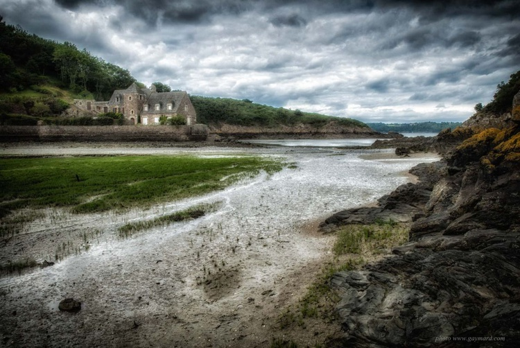 The mill of the sea (60 x 90 cm) - Image 0