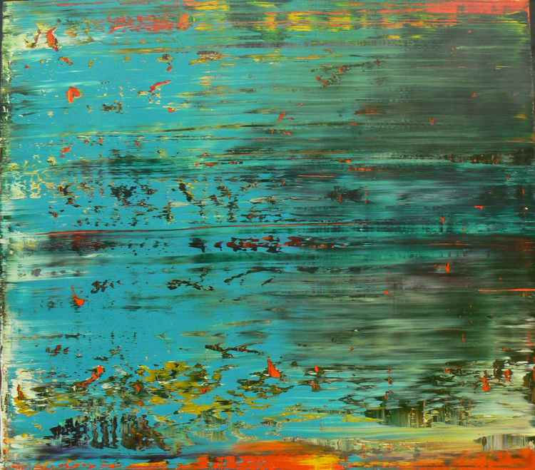 Richter Scale - Starting Block - SOLD