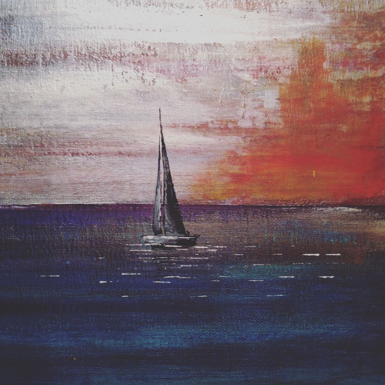 Lonely Yacht - Image 0