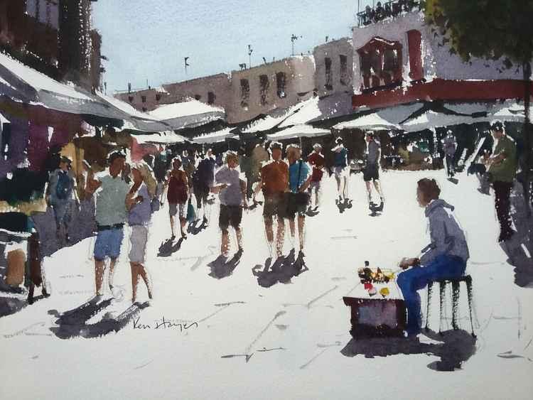 Rhodes Town -
