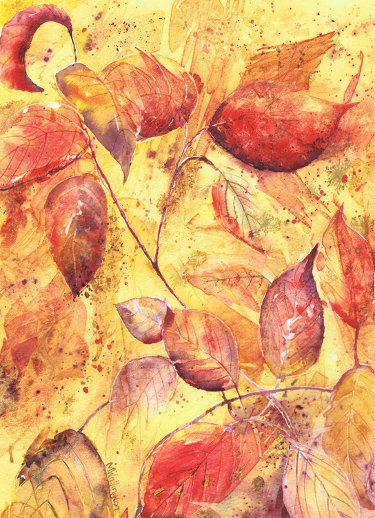 End of the Summer Leaves - Image 0