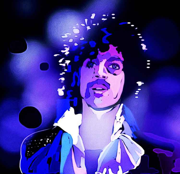 Purple Rain Memories -