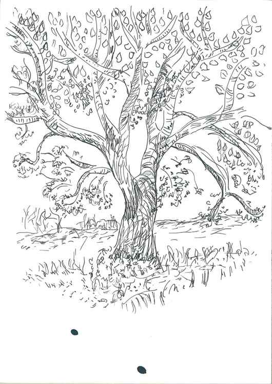 Tree III -