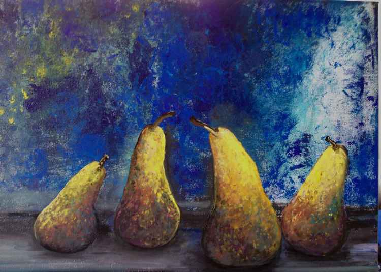 Mystical pears