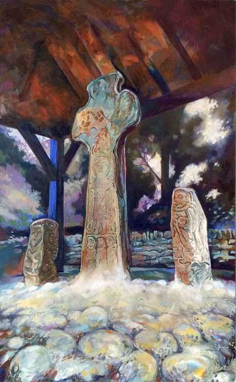 Donagh Cross II -