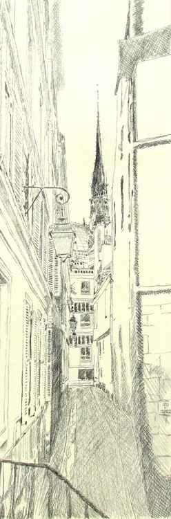 Paris - Eglise de Notre Dame #N648