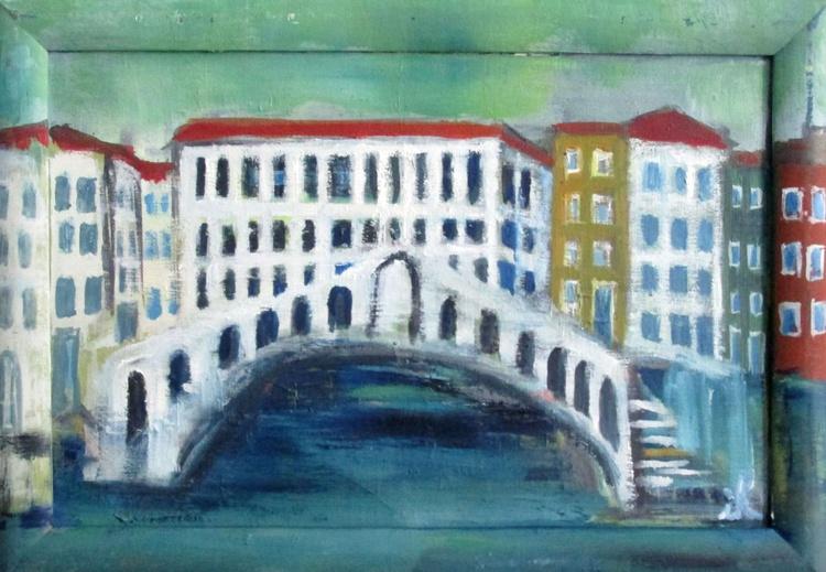 Venice, Rialto, small - Image 0