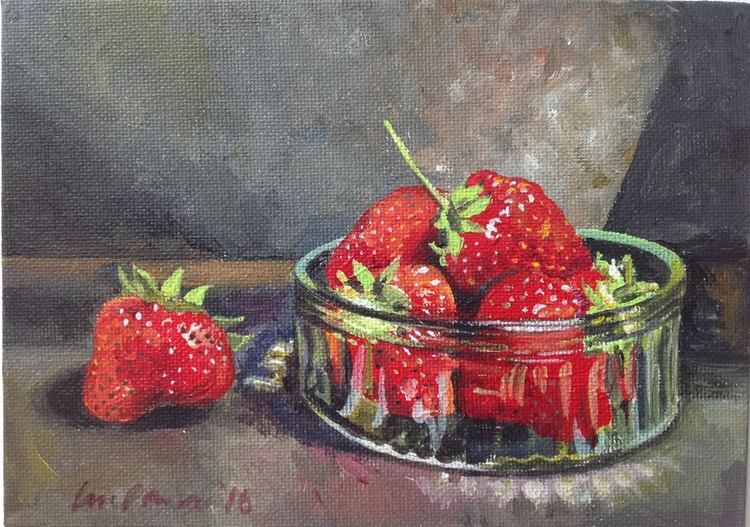 Strawberries - still life - Image 0
