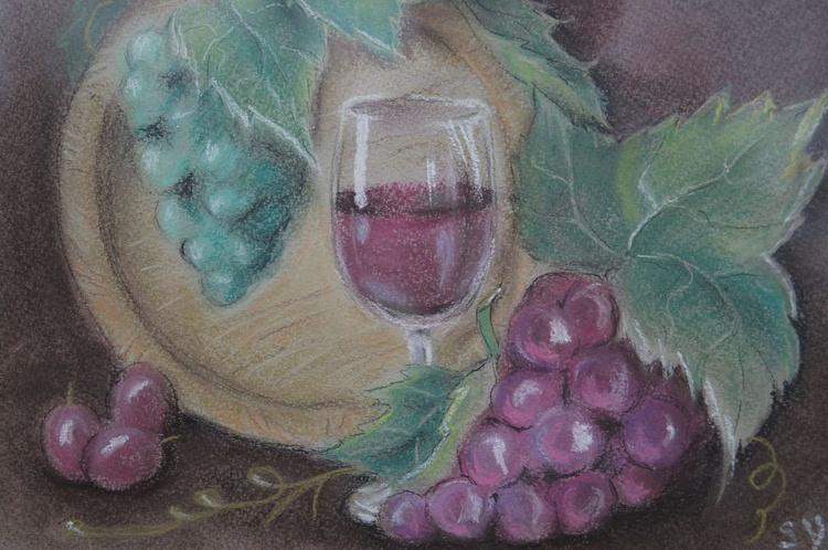 Taste of grape - Image 0