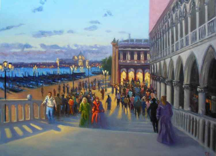Impressions of Venice -