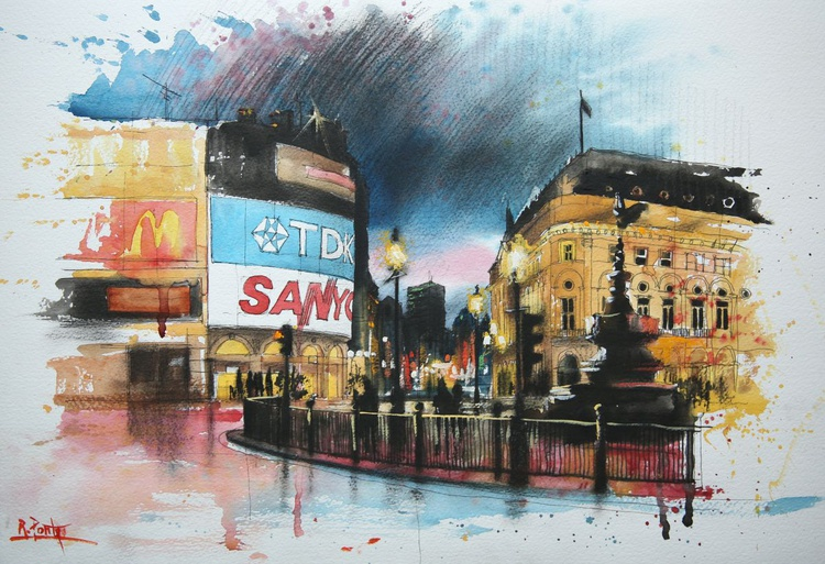 Piccadilly Circus - Image 0