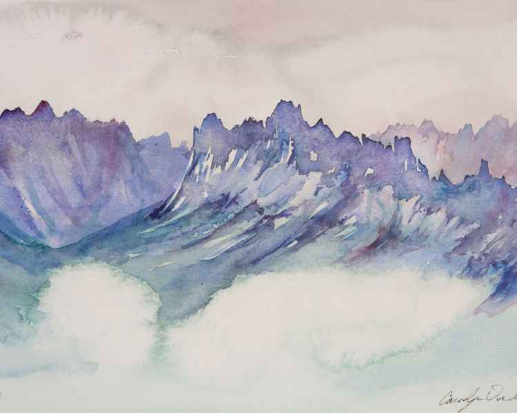 Craggy Peaks -
