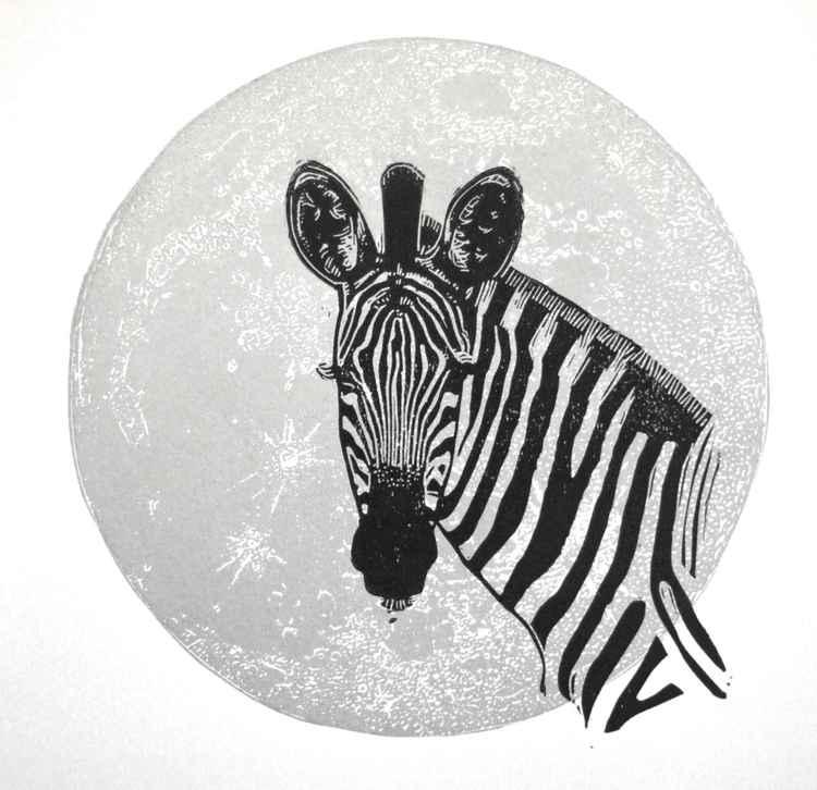 Zebra Moon