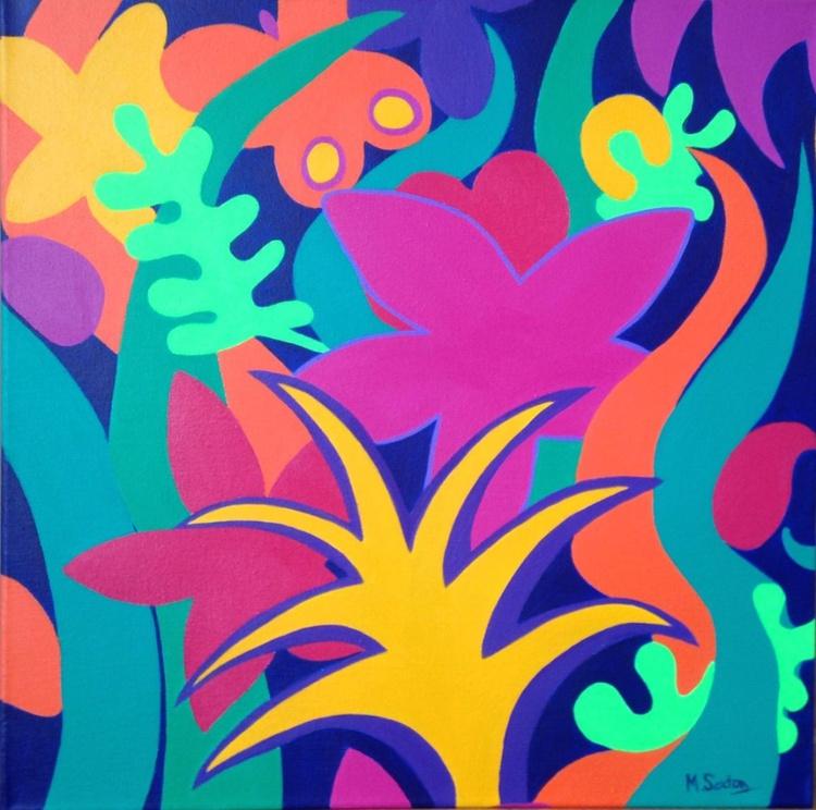 Tropical Garden IV - Image 0