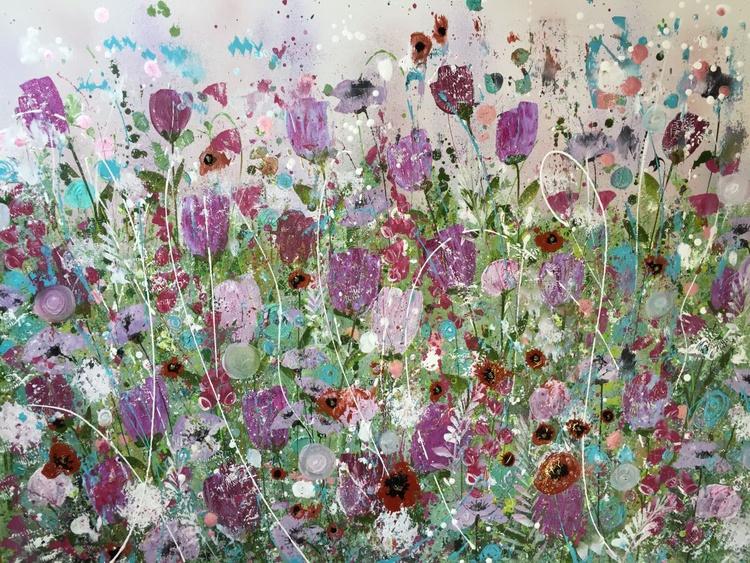 Burst of summer flowers - Image 0