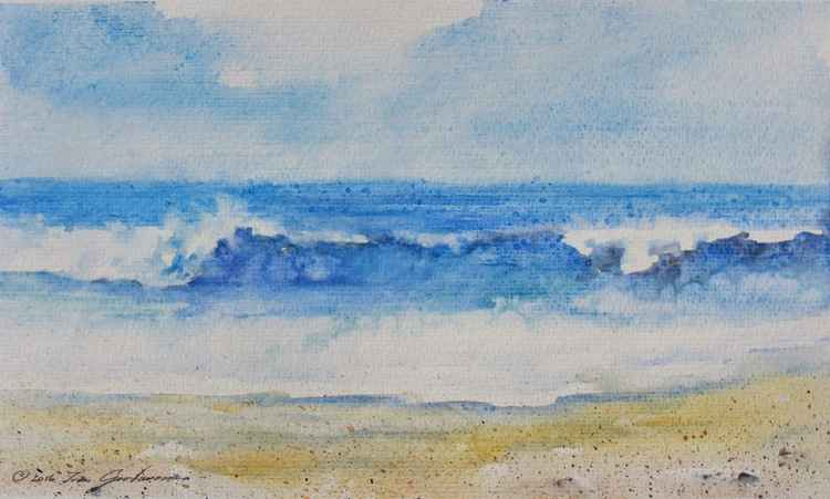 """Blue wave"" -"