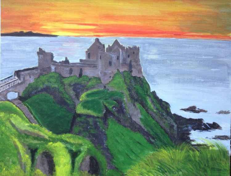Dunluce Castle -