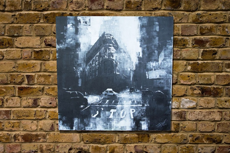 City scape composition #7 - Image 0