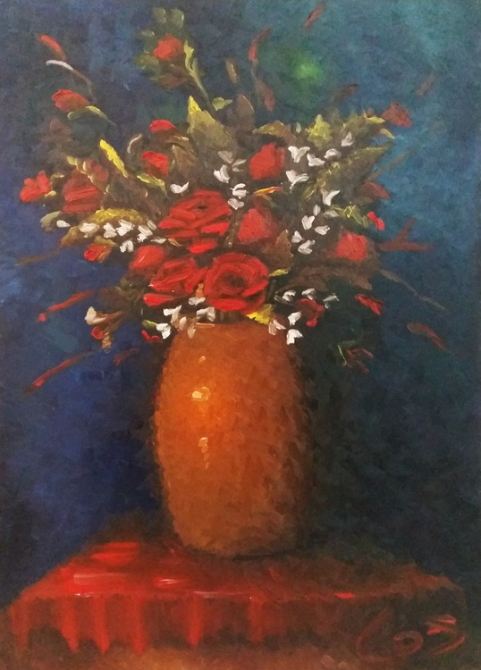 ROSES IN DARK - Image 0