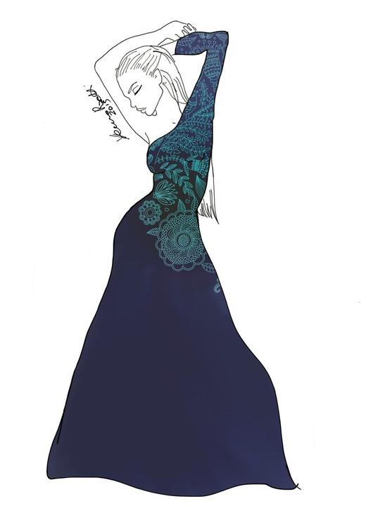 Fashion Design #38 - Flower Collection - Image 0