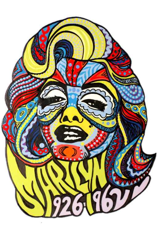Mexican Marilyn -