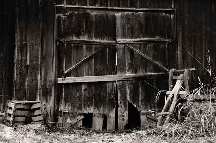 Old barn -