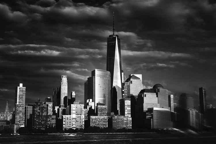 Manhattan Skyline -