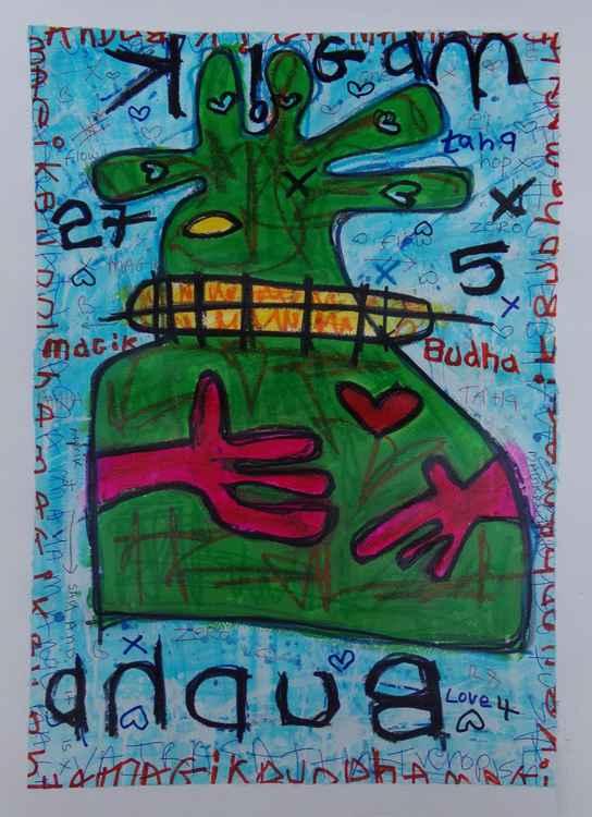 Magik Budha 5 Phat -