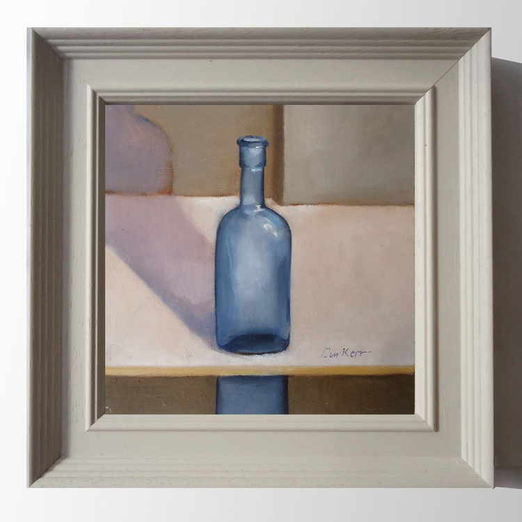Pale Blue Bottle - Image 0
