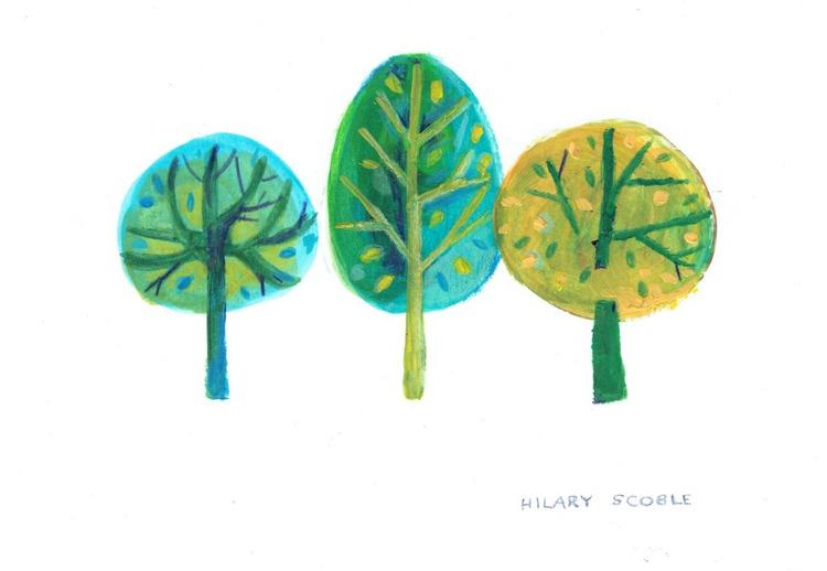 Tree Trio - Image 0