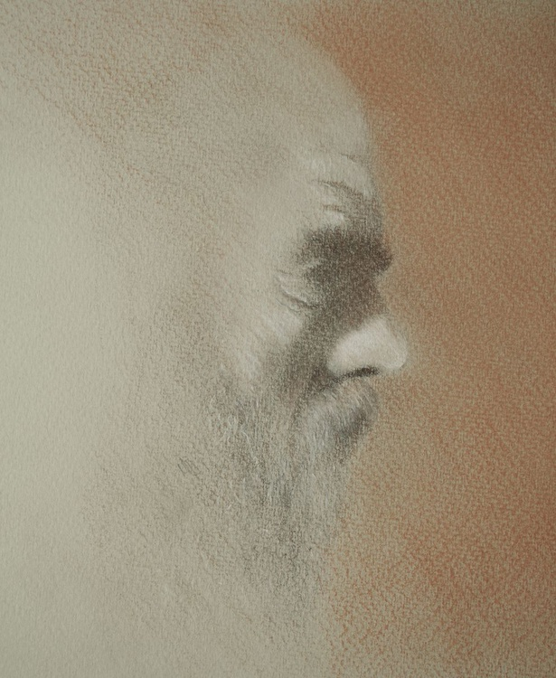 Self-Portrait, me at 80 - Image 0