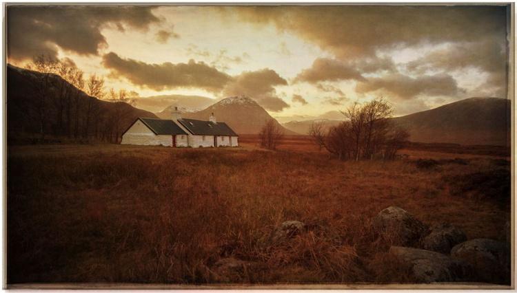 Black Rock - Winters Evening - Image 0
