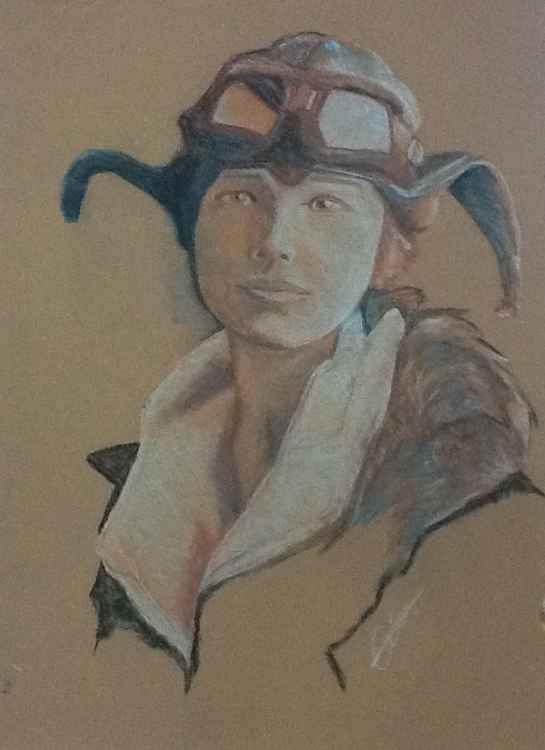 Aviatrix Amelia Earhart