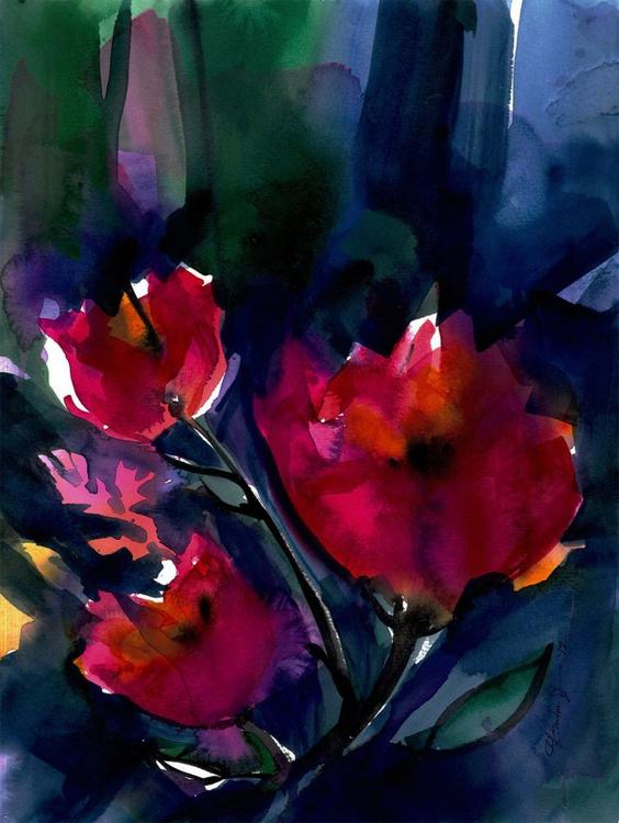 Floral Dreams No.1 - Image 0