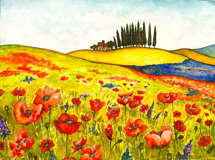 Dreaming of Tuscany - Image 0