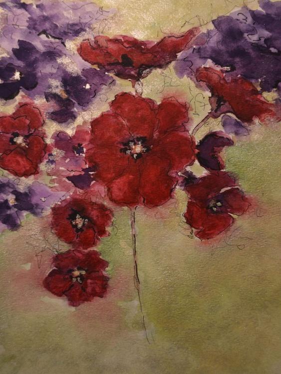 Primrose in English Garden - Image 0