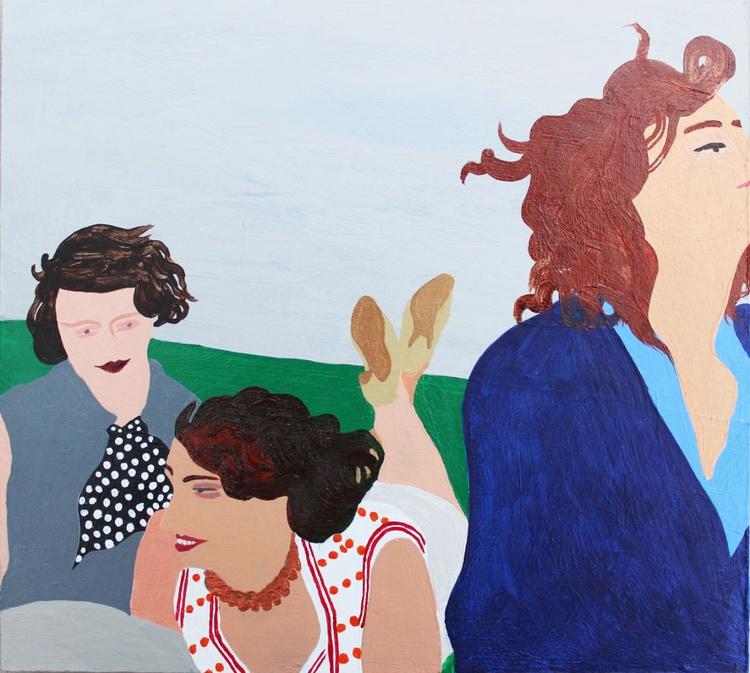 Three Women - Image 0