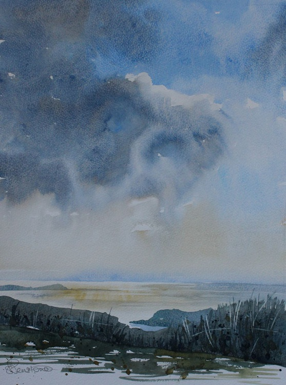 The Cliffs Over Porth - Image 0