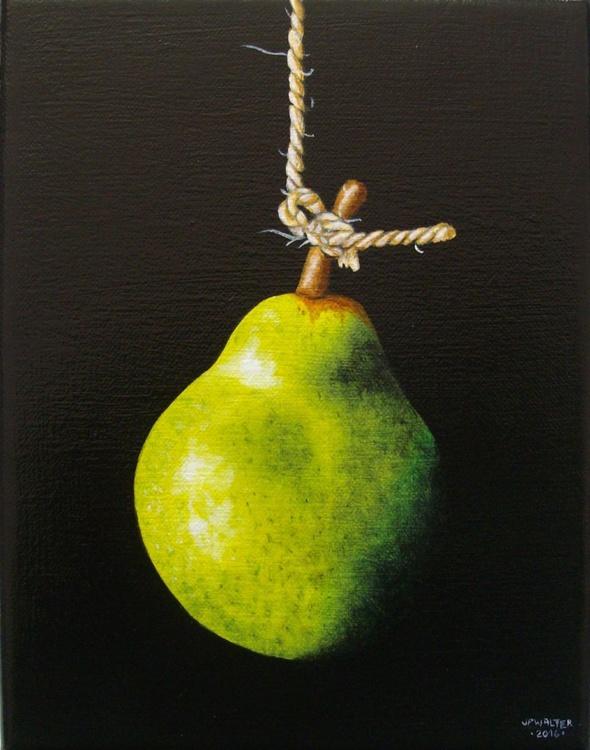Pear at Juan Sanchez Cotan / FREE shipping - Image 0