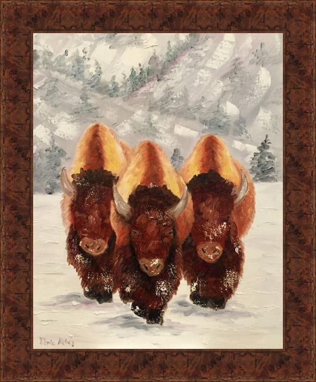 Buffalos- Force of Nature - Image 0