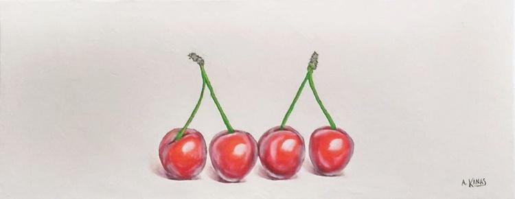 Sweet Red Cherries - Image 0