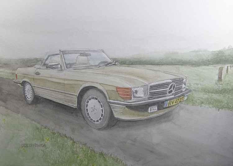 Mercedes SL (R107) '81