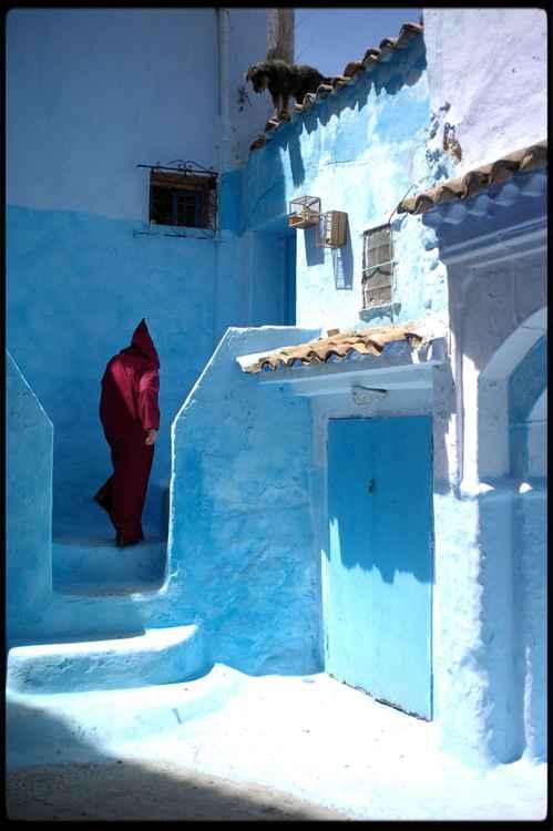 Chefchaouen :  Maroc  5