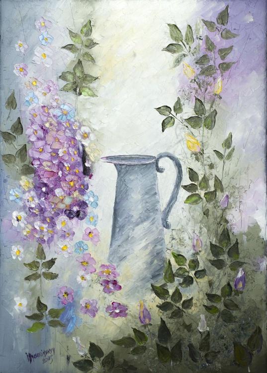 """Forgotten in the garden"" - Image 0"