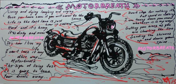 Motorbreath - Image 0