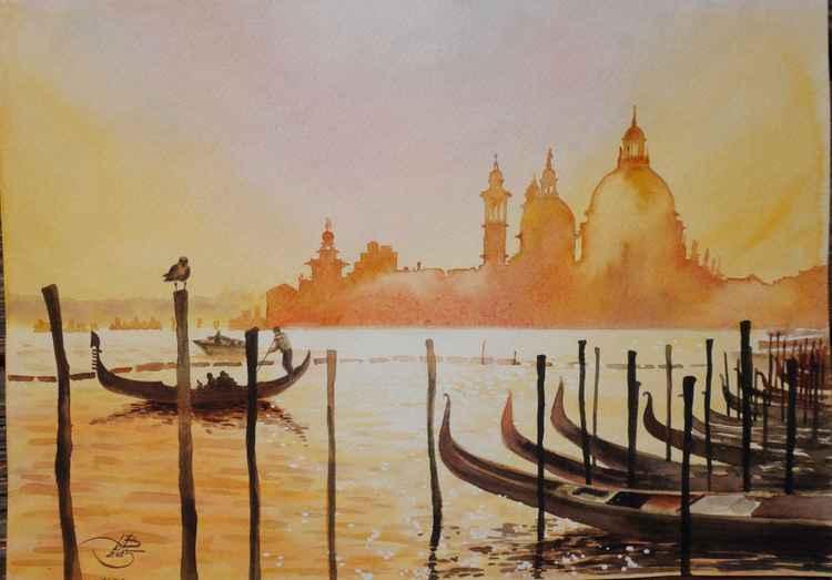 Yellow Venice -