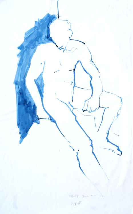 Life Drawing No 39 -