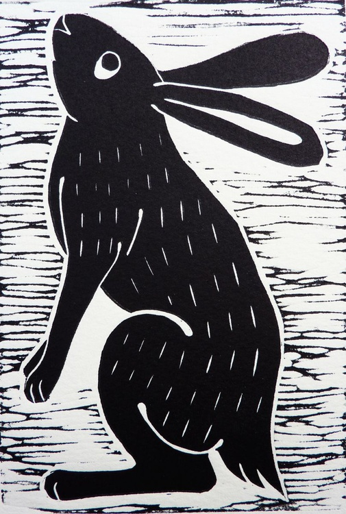 Medieval hare - Image 0
