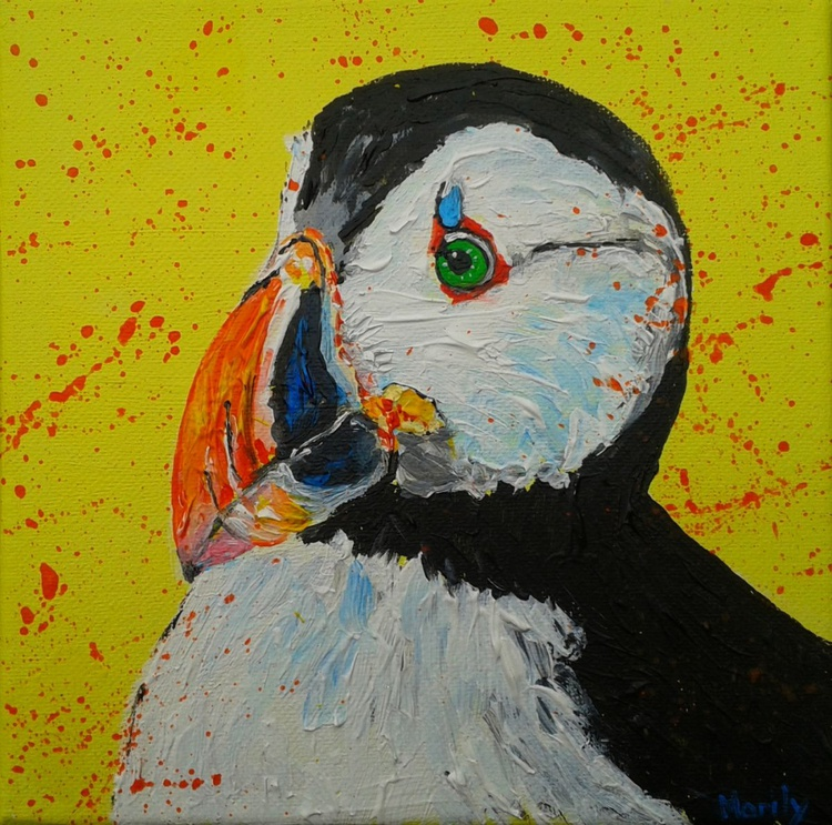"""""""'Puffin"""" - Image 0"""