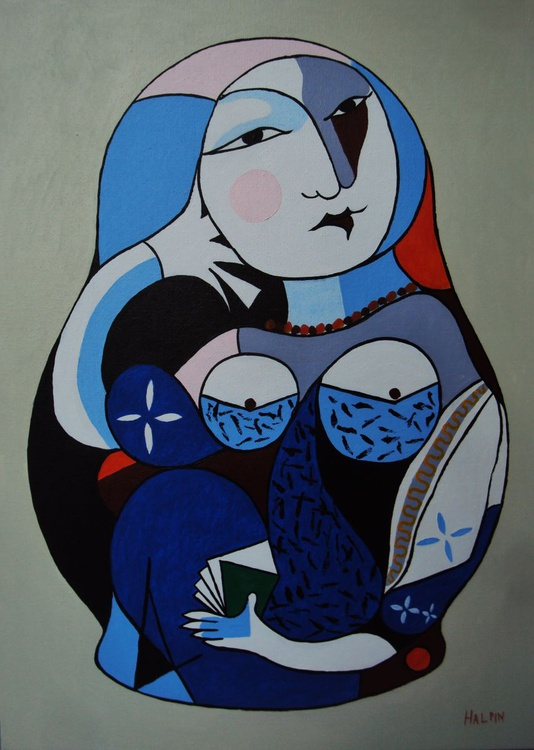 Blue Picasso - Image 0